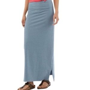 Grey Patagonia maxi skirt
